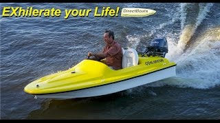 getlinkyoutube.com-Exhilarator 101B Mini Power Boat