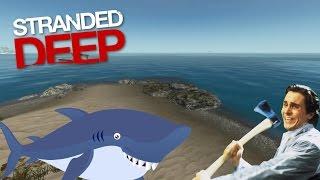 getlinkyoutube.com-Stranded Deep: Part 24 - THE SHARKS HAVE GONE!