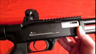getlinkyoutube.com-Walther SG68 cal.68 RAM Review