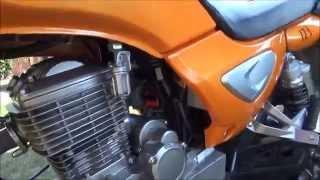 getlinkyoutube.com-Stukanie w silniku JUNAK 123 Silnik 156FMI - Jak rozwiązać problem - naprawa