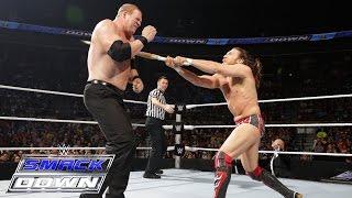 getlinkyoutube.com-Daniel Bryan vs. Kane – No Disqualification Match: SmackDown, January 22, 2015