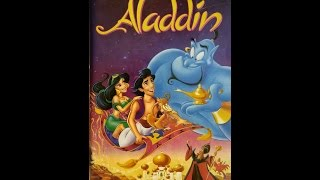 Opening To Aladdin 1993 VHS (Version 1)