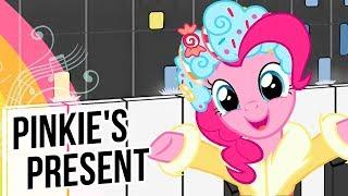 getlinkyoutube.com-Pinkie's Present - My Little Pony FiM - Synthesia Piano Cover