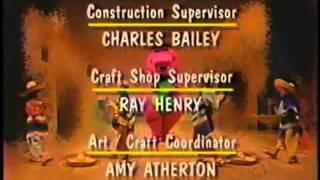 getlinkyoutube.com-Barney's Talent Show Credits