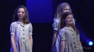 "getlinkyoutube.com-Matilda ""Quiet"" at the Helpmann Awards 2016"