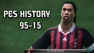 getlinkyoutube.com-Pro Evolution Soccer History: 95-15 (Winning Eleven)