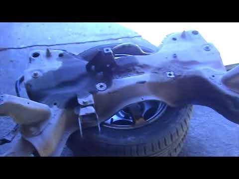 Пежо-206 замена сцепления и подшипника кондиционера