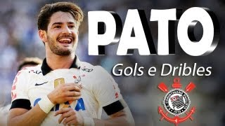 getlinkyoutube.com-Alexandre Pato Goals&Skills Corinthians 2013 HD