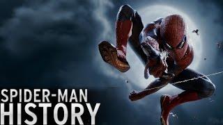 getlinkyoutube.com-History of - Spider-Man Video Games (1982-2015)