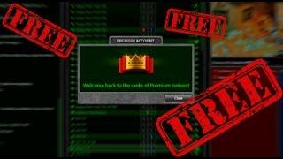 getlinkyoutube.com-How to Get premium for free !! Tanki Online