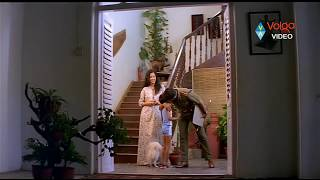 Drohi Movie Scenes - Adhi Narayanan Kissing To His Wife - Kamal Hassan, Gautami