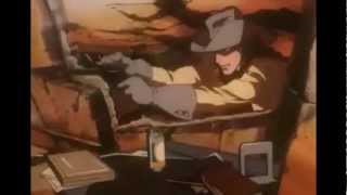 getlinkyoutube.com-Spike Spiegel vs. Andy The Cowboy