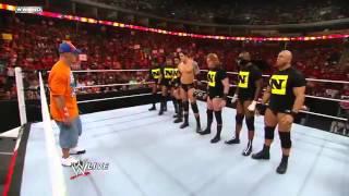 getlinkyoutube.com-John Cena's Team vs Nexus - YouTube