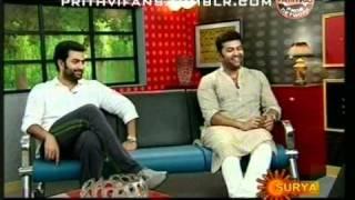 getlinkyoutube.com-Prithviraj & Indrajith @ Sooryaprabhayil Priyathaarangal - Part 2