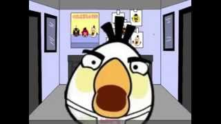 getlinkyoutube.com-Five Night at Angry Birds Sparta Remix