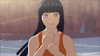getlinkyoutube.com-Naruto Ultimate Ninja Storm Revolution - Swimsuit Hinata meets Mecha Naruto Character Swap (PC)
