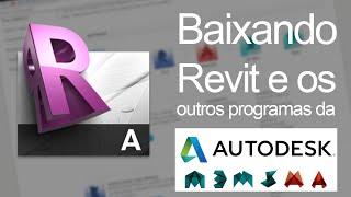 getlinkyoutube.com-Como Baixar Revit 2016 - ORIGINAL - [Baixando produtos da Autodesk]