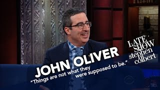 getlinkyoutube.com-John Oliver Doesn't Think He'll Get Deported, But He's Being Cautious
