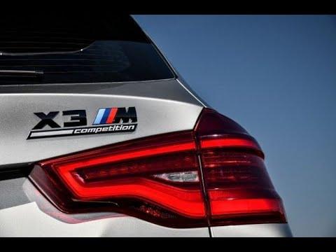 Новые BMW X3M иBMW X4Mв России. Оснащение ицены