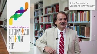 Challenges in Personalized Medicine by Prof. John Ioannidis of Standford University