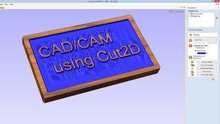 getlinkyoutube.com-CAD/CAM using Cut2D
