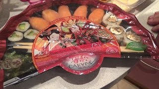 getlinkyoutube.com-Японские суши и роллы