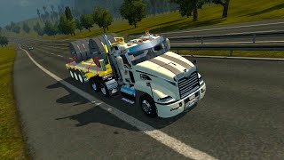 getlinkyoutube.com-Mack Pinnacle y portabobina Orinoco | ETS2 Venezuela