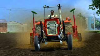 getlinkyoutube.com-Farming Simulator 2013. Mix jesienny