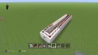 [Minecraft]TNTキャノンの作り方!超簡単!How to make a TNT Cannon!