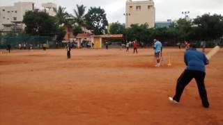 npkumar six RBI LAYOUT ground