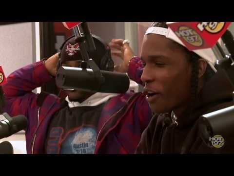 Smash Or Pass with ASAP Rocky on Funk Flex