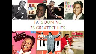 getlinkyoutube.com-Best of Fats Domino - top 25 greatest hits (original whole songs) mix compilation rhythm and blues