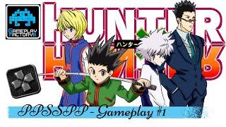 Hunter x Hunter: Wonder Adventure - PSP on Android (with PPSSPP Emulator)