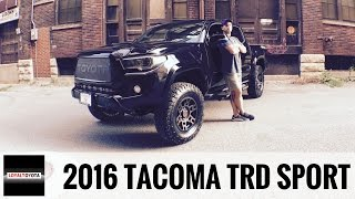 getlinkyoutube.com-Toyota Tacoma TRD Sport 4x4 Custom - LOYALTOYOTA