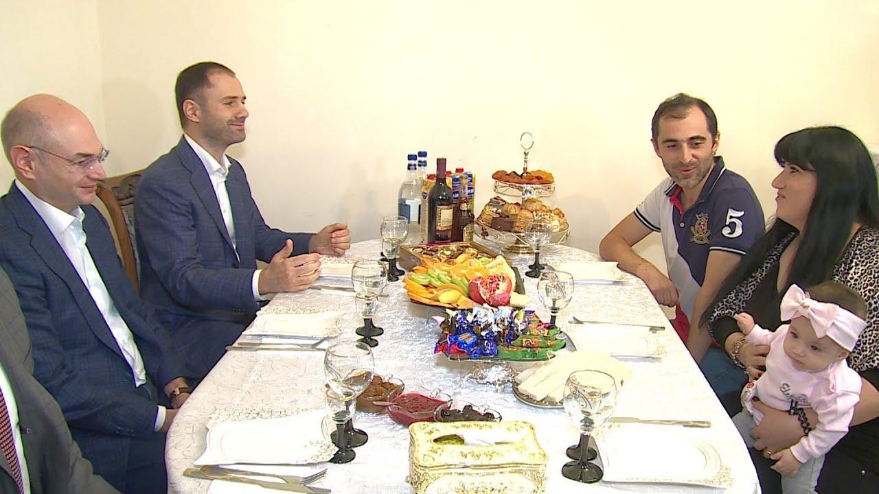 Վարդանյան եղբայրների 300 մլն դրամ աջակցության շնորհիվ Հայաստանում 150 անապահով ընտանիք կերջանկանա