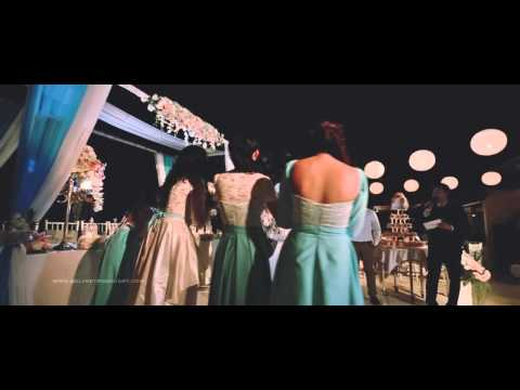 The wedding of Rendhy & Thami
