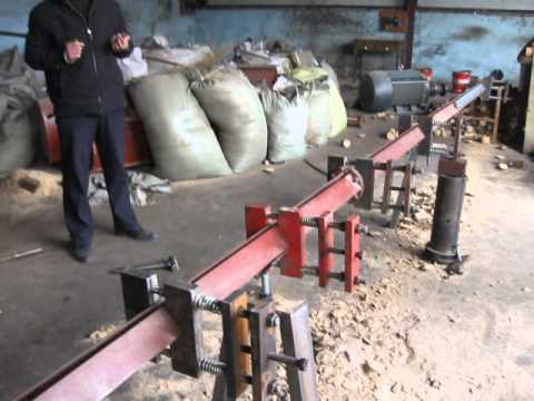 Maquina para fabricar pellets grande