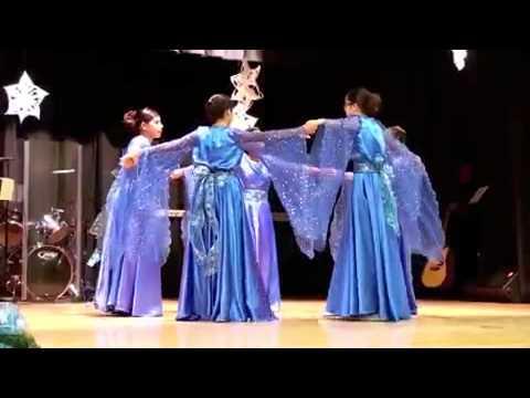 Grupo de Danza cristiana MLE- Alabanzas al Rey.mp4