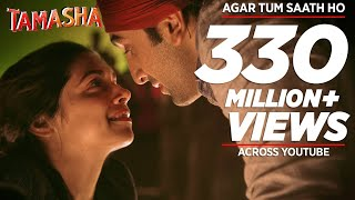 getlinkyoutube.com-Agar Tum Saath Ho FULL AUDIO Song | Tamasha | Ranbir Kapoor, Deepika Padukone | T-Series
