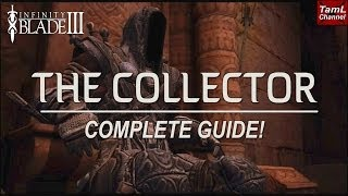 getlinkyoutube.com-Infinity Blade 3: THE COLLECTOR - COMPLETE GUIDE! (Now Lvl 500 1st fight - see description below)