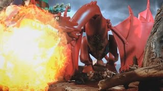 getlinkyoutube.com-LEGO­­® The Hobbit™: The Aggravation of Smaug