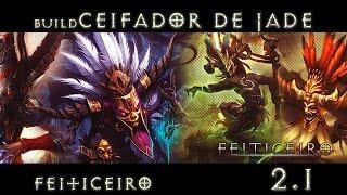 getlinkyoutube.com-Build Jade - Feiticeiro 2.1 - Diablo 3 RoS