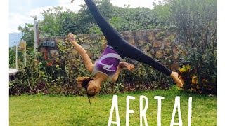 Cómo lograr una vuelta de carro sin manos/Aerial/Arabe | gymnastics | SIGOTOS! Distroller 💕