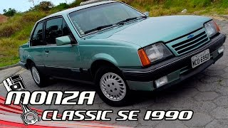 Chevrolet Monza Classic SE 1990