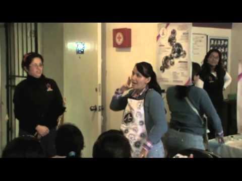 Vídeo Taller de Aplicación de Uñas de Acrílico CSTAC