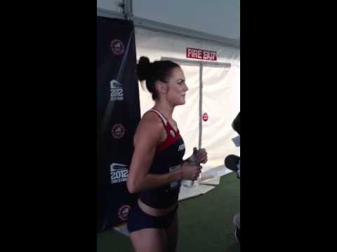 Georganne Moline 6-29-12 By Arizona Athletics