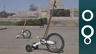 getlinkyoutube.com-New Design, New Energy: Two Revolutionary Bikes from Europe - Hi-Tech