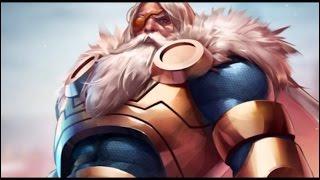 getlinkyoutube.com-Marvel: Future Fight - Asgard, Odin Update + All Characters