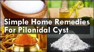 getlinkyoutube.com-Home Remedies For Pilonidal Cyst