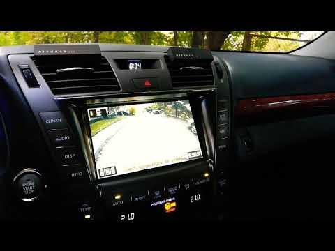 Lexus ls460 self parking